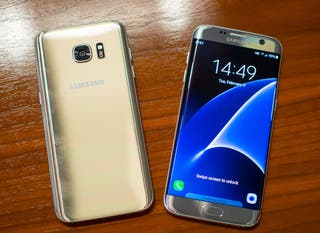 movil Samsung galaxy s7 edge 32gb