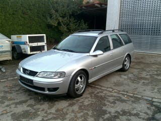 despiece opel vectra b caravan