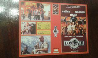 Caratula VHS Conair Nueva