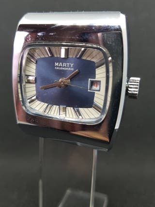 Marty Por Vintage Mano Nuevo Suizo De 30 En Reloj € Segunda Pop 60s Y7gvy6bf
