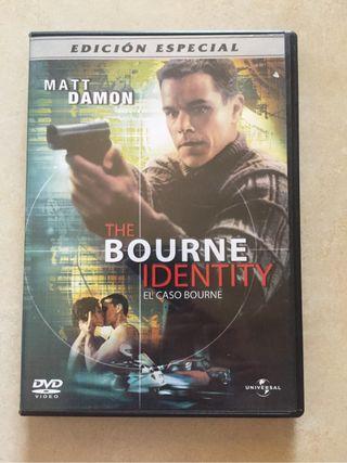 El caso Bourne DVD