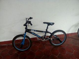 bmx wolf bike