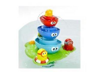 juguete bebe para la bañera