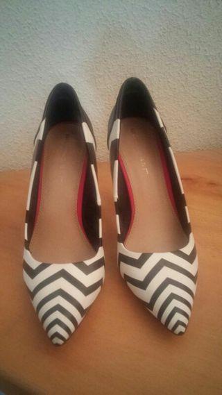 Zapatos tacón, tacones