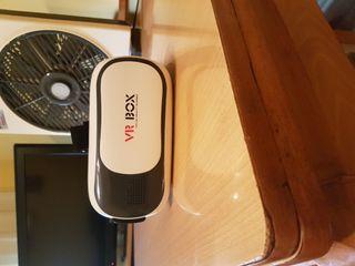 Gafas VR Realidad Virtual HD VR BOX móvil