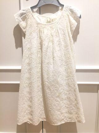 Vestido Zara T 5-6