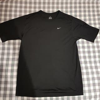 Camiseta Oficial Nike Running - Negra