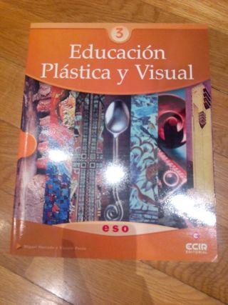 Libro educación plástica y visual