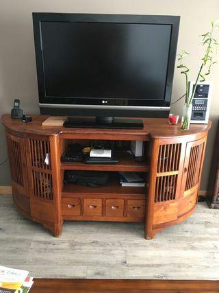 Gran ocasión mueble de madera maciza