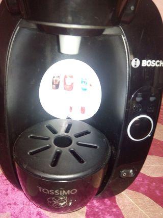 cafetera de capsula Bosch