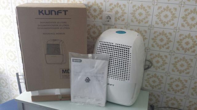 Deshumidificador Kunft 10L