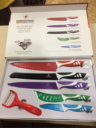Estuche cuchillos (nuevo)