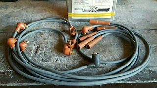 Cables de bujias nuevos, Bmw 525i-528i