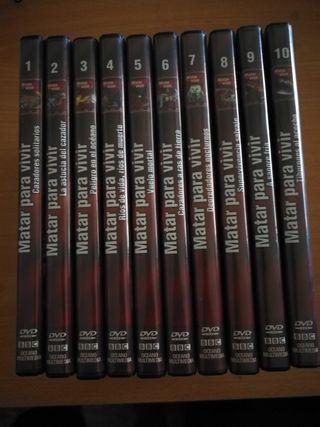 Dvd's colección, Matar para vivir.
