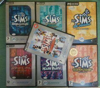 Juego pc Sims