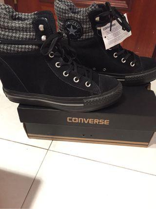 zapatillas converse cuña interior mujer