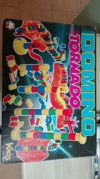 juego domino para niños vintage
