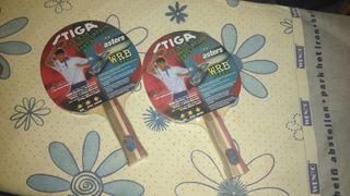 Raquetas Pin pon profesionales marca stiga