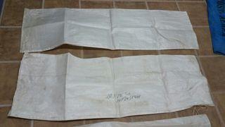 sacos de tienda campaña