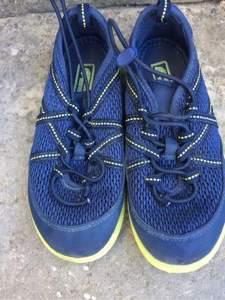 Zapatos Zara niño numero 27