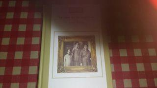 Libro. La casa de los espirítus de Isabel Allende.