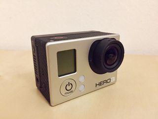 GoPro Hero 3 White c/ pantalla