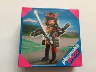 Playmobil 4748 samurai ninja