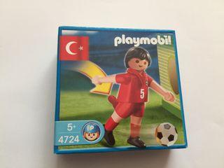 Playmobil 4724 jugador futbol