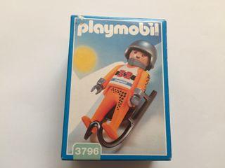 Playmobil 3796 trineo esqui