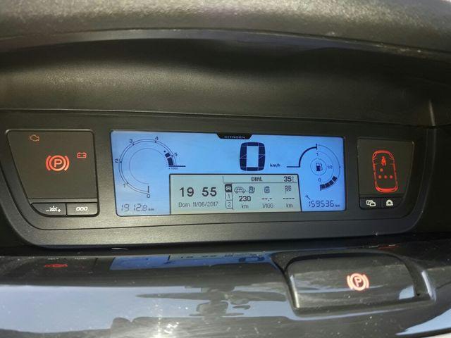 Citroen C4 Picasso 2007 1.6 HDI 110cv