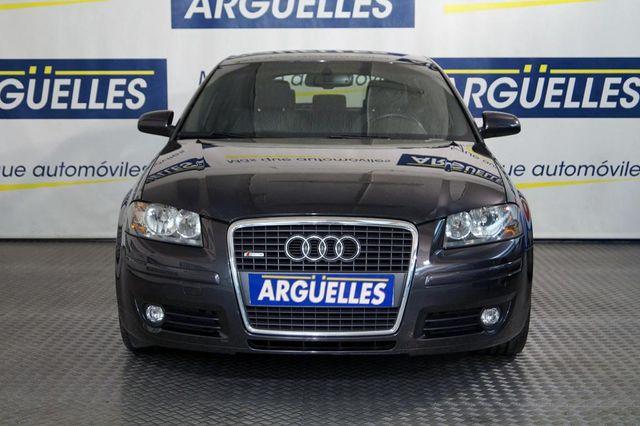 Audi A3 SB 3.2 V6 Ambition Quattro S-Tronic 250cv S-Line
