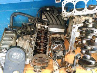 Motor Volkswagen Golf 2012