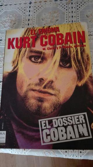 Libro de kurt cobain