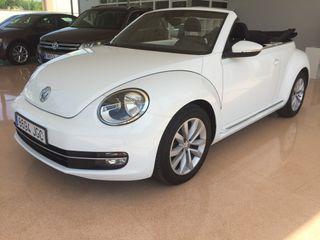 Volkswagen Beetle cabrio 2016