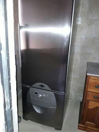 Planchadora secadora
