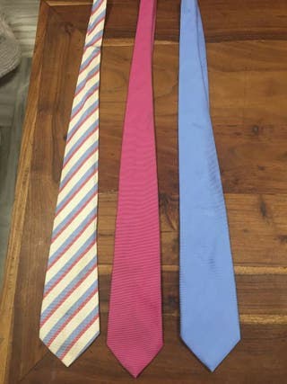 corbatas baratas