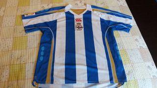 Camiseta Deportivo de La Coruña.