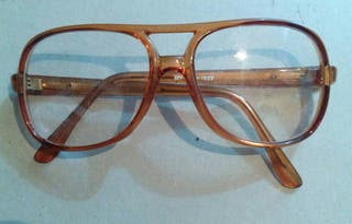antiguas gafas vintage