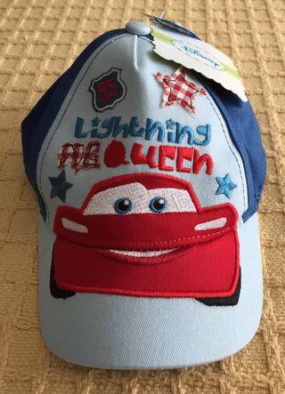 Gorra niño Disney nueva