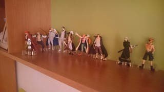 lote figuras one piece