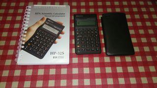 Calculadora científica Hewlett packard Hp 32S