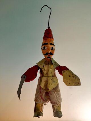 Juguete Colgante muñeco turco