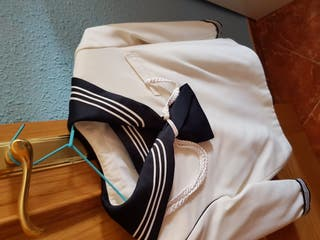 traje de primera comunion de marinero