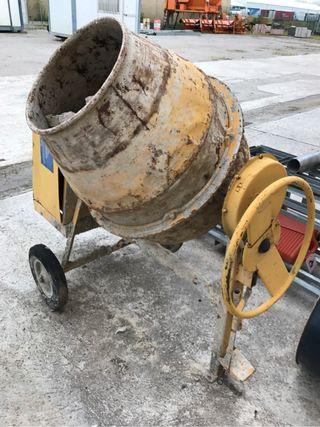 Hormigonera gasolina TORGAR