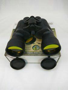 Prismáticos binoculares (nuevos)