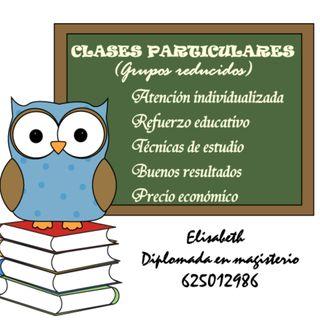 Clases particulares en Mazagón y Matalascañas!