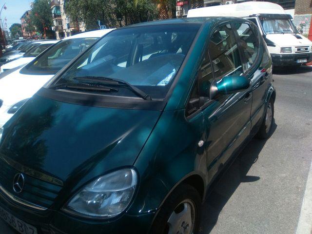 Mercedes-benz Clase A 2001 , itv pasada hoy, estad