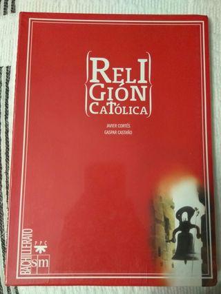 Libro Religión católica.