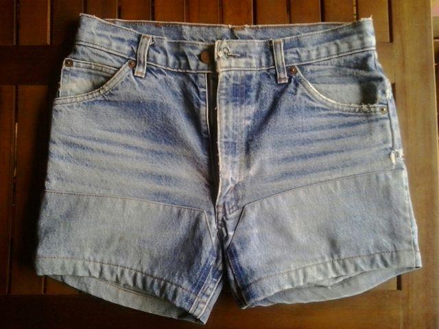 Vaqueros Levi's (Shorts)