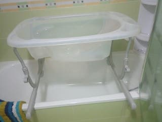 Bañera adaptable